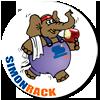 Simonrack, las estanterias del Elefante